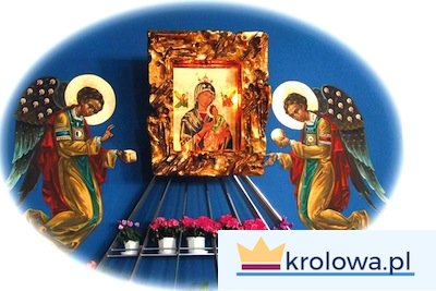 Cudowna ikona Matki Bożej Nieustającej Pomocy