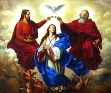 Ukoronowanie Maryi na Królową nieba i ziemi
