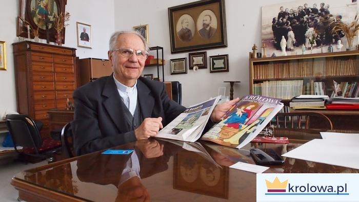 Poświęcił życie – wywiad z ks. prałatem Pietro Caggiano
