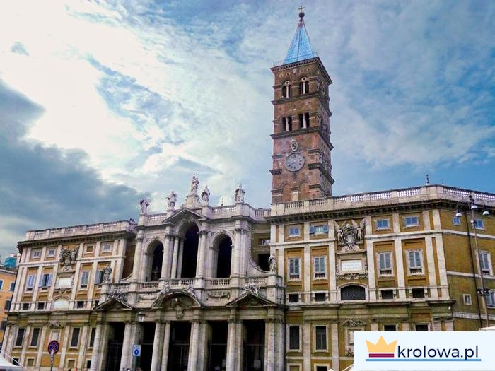 Sanktuarium Matki Bożej Śnieżnej w Rzymie