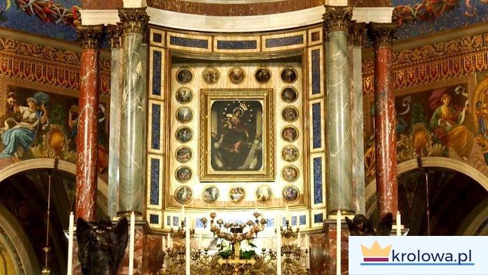 Piękno sanktuarium pompejańskiegocz. 2: Ołtarz św. Józefa