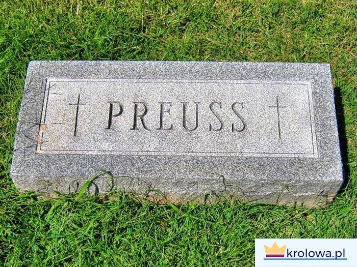 Nawrócony bluźnierca. Edward Preuss (1834-1904)