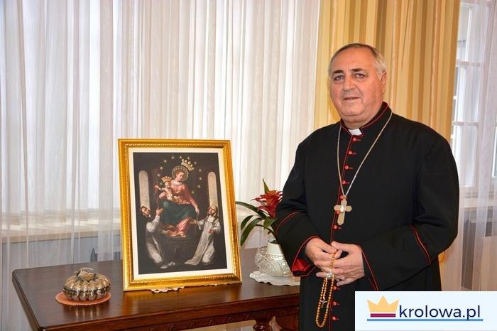 Gdzie ludzie modlą sięna różańcu, tam dzieją sięcuda!  Rozmawiamy z ks. abp. Salvatorem Pennacchio, nuncjuszem apostolskim w Polsce